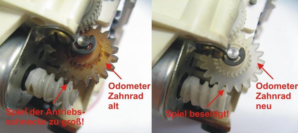 porsche 928 odometer repair