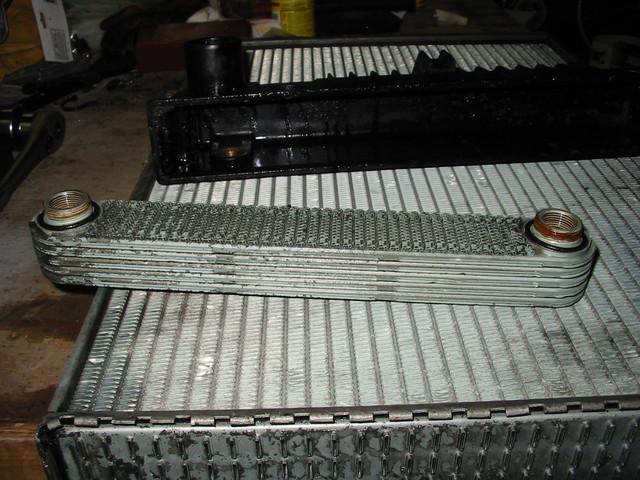 Th350 Radiator Transmission Cooleron Th350 Transmission Cooler Line Flow