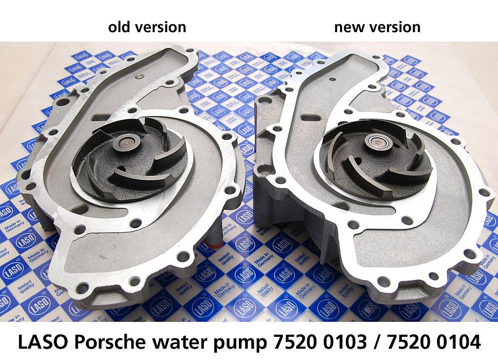 Water Pump Impeller >> 928 Tech Tips