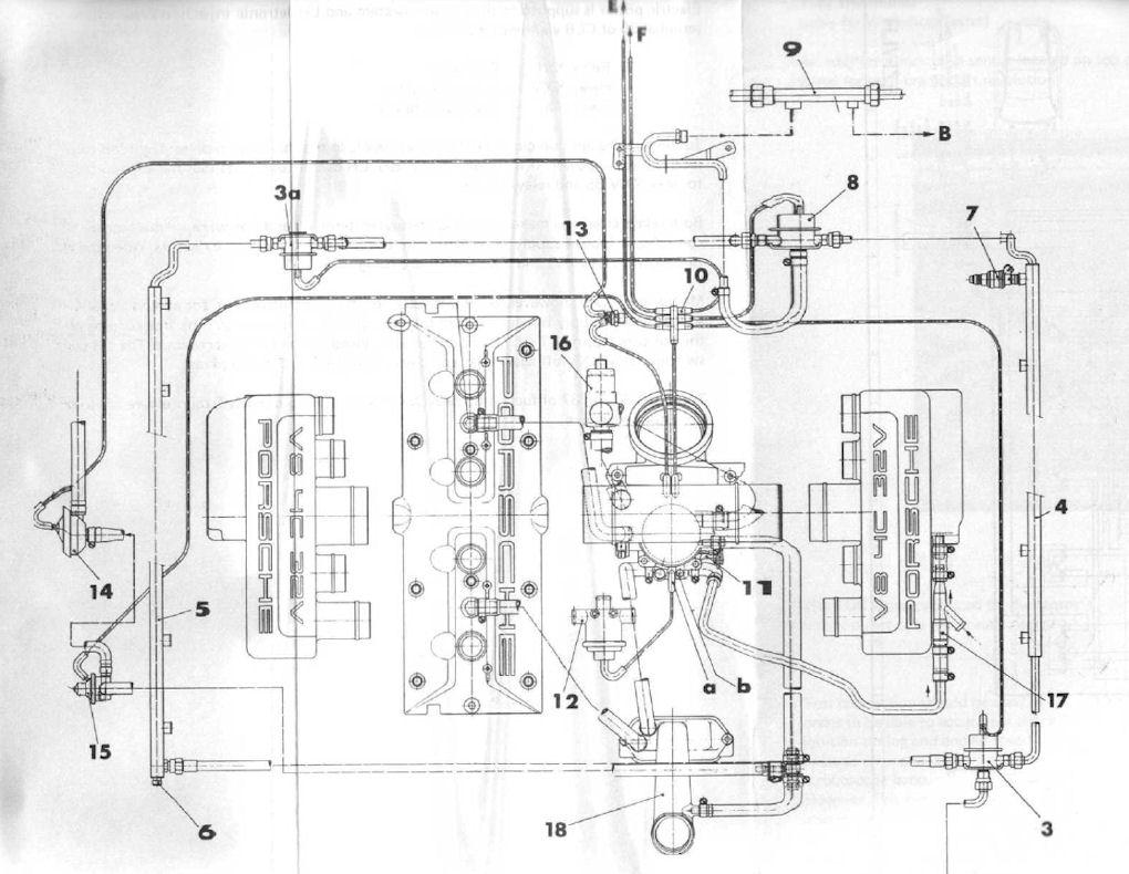 porsche 928 vacuum diagram circuit diagram template