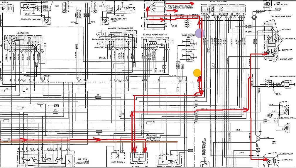 928 Tech Tipsrhjenniskenslivedslnl: Porsche 928 Instrument Cluster Wiring Diagram At Gmaili.net