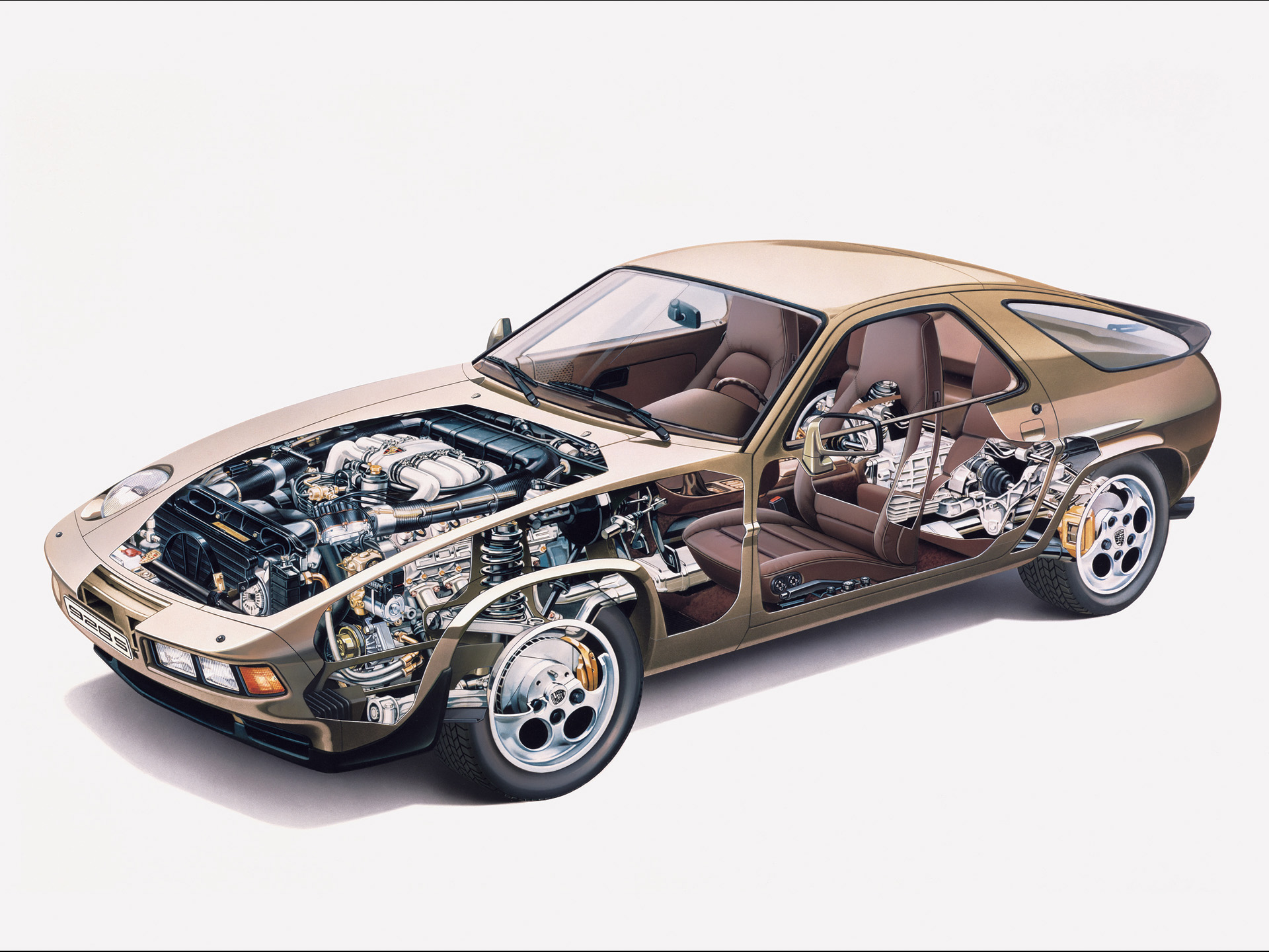 Porsche 928 Fuse Box Get Free Image About Wiring Diagram 85