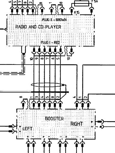 Porsche 928 Radio Wiring Diagram - Wiring Diagram